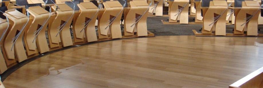All floor renovations undertaken
